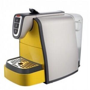 Newest Pre-fusion 1.0L Yellow Coffee Machine CJ266