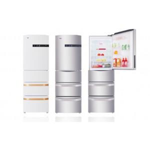 SGF-338W Multi-Door 4.5kg Refrigerator