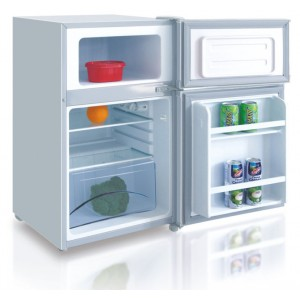 Double door refrigerator BCD-92