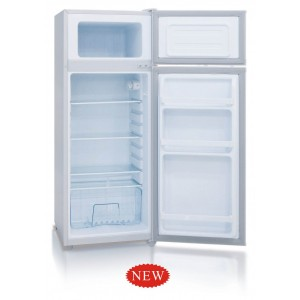 Double door refrigerator BCD-121