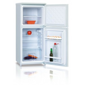 Double door refrigerator BCD-106