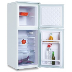 Double door refrigerator BCD-116