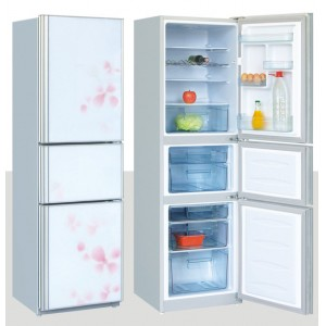 Multi compart combine fridge freezer BCD-228SM