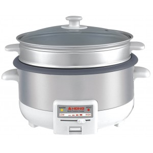 HONG, TRIANGLE 1400W multi-function rice cooker CBR45-90