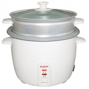 HONG, TRIANGLE 700W Drum Type Rice Cooker